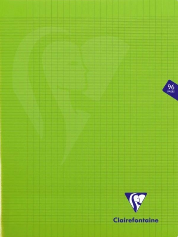 Cahier Mimesys Clairefontaine