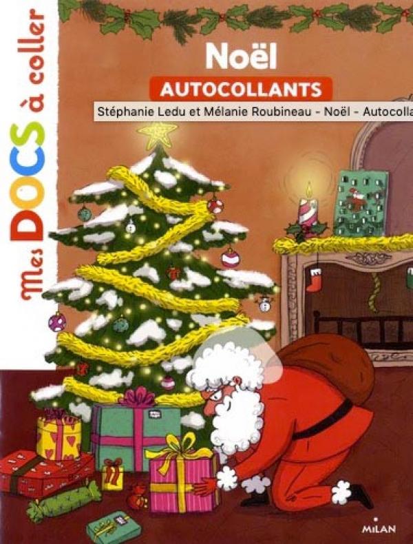 Noël Autocollants 2020