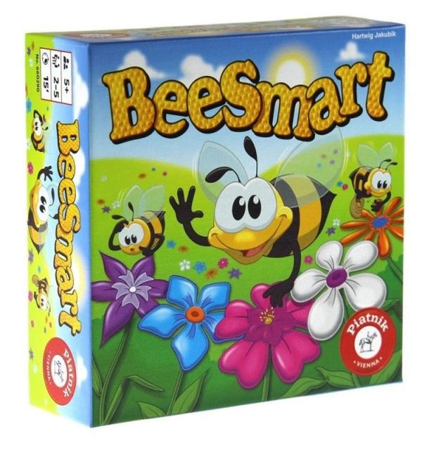 BeeSmart - Bzz, bzz, bzz, la petite abeille butinne !