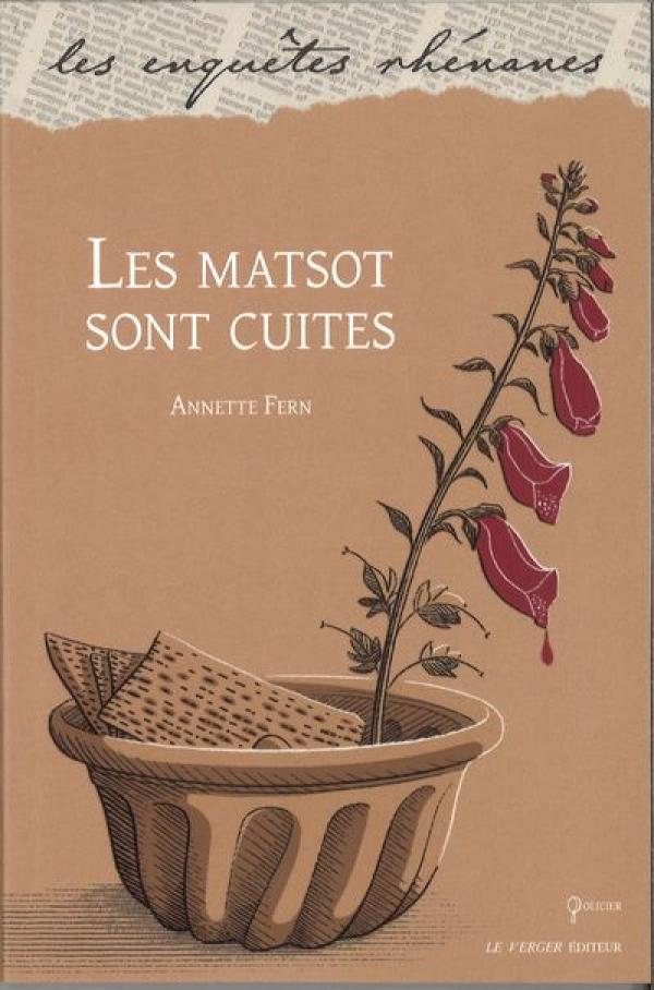 Les matsot sont cuites de Annette Fern